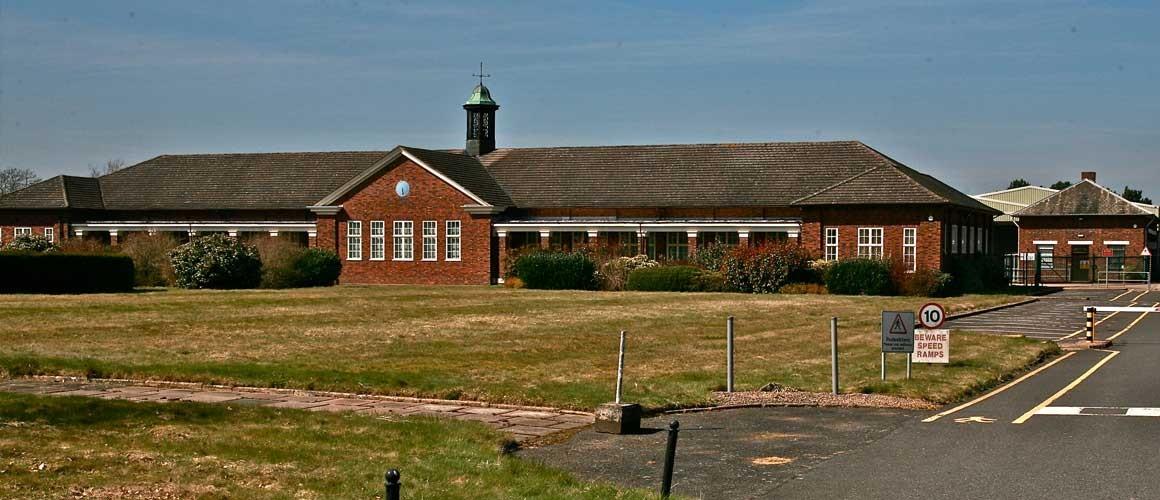 Hunnington Bluebird Factory