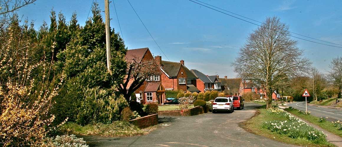 Hunnington Road